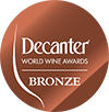 Bronze, Decanter World Wine Awards